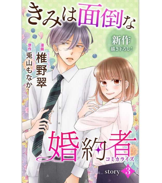 きみは面倒な婚約者【第3巻】のネタバレ・感想!